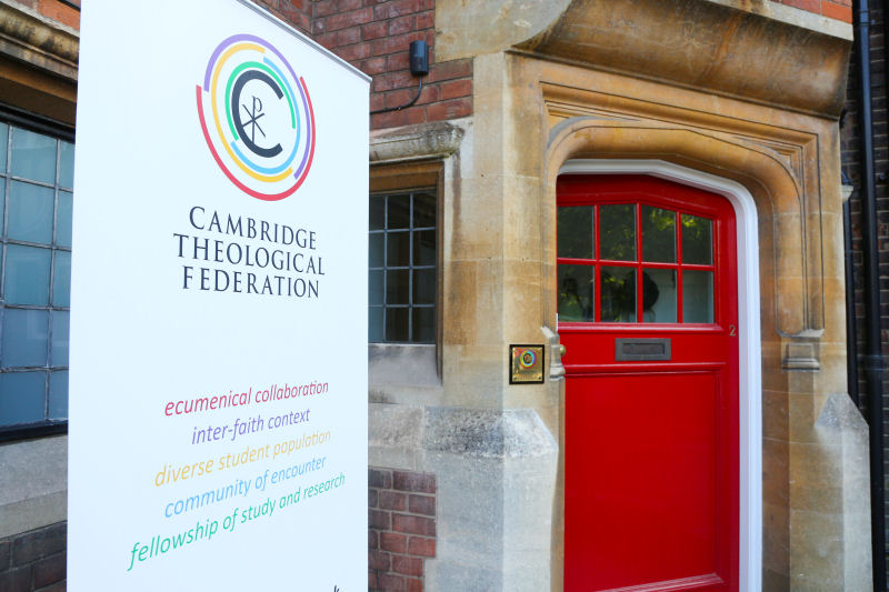 The front door of the CTF Offices